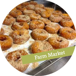 Fresh Baked Goods and More at the Maple Lawn Farm Market